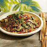 เมนูผักผลไม้ คือพระเอกสู้โรคภัย เคล็ดลับการกินจากร้านอาหาร foodpanda